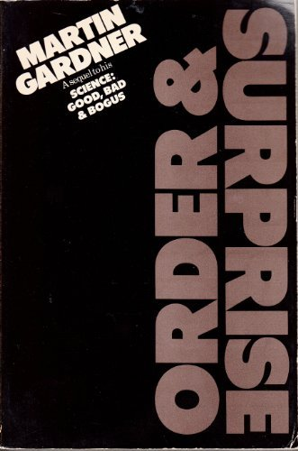 9780192860514: Order and Surprise (Oxford Paperbacks)