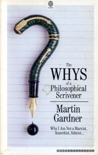 9780192860552: The Whys of a Philosophical Scrivener (Oxford Paperbacks)