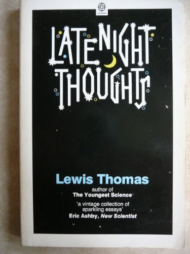 9780192860699: Late Night Thoughts (Oxford Paperbacks)