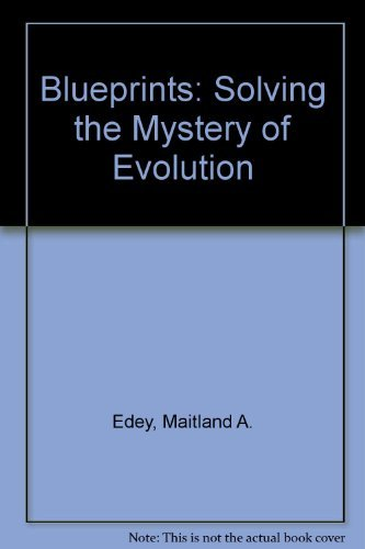 9780192861177: Blueprints: Solving the Mystery of Evolution