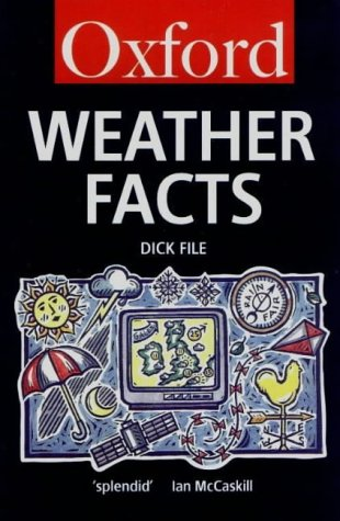 9780192861436: Weather Facts (Oxford Paperback Reference)