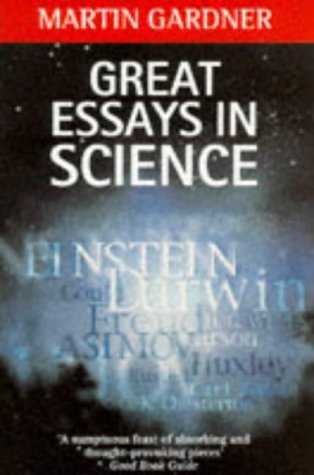 9780192861948: Great Essays in Science