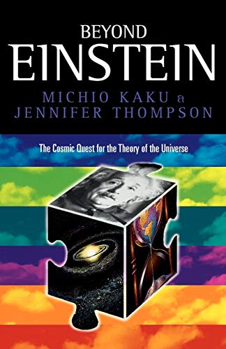 9780192861962: Beyond Einstein: Superstrings and the Quest for the Final Theory Paperback