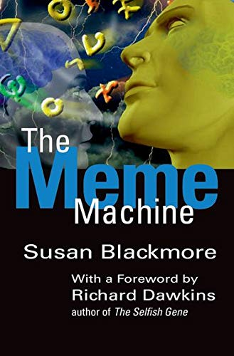 The Meme Machine 9780192862129 What is a meme? First coined by Richard Dawkins in The Selfish Gene, a meme is any idea, behavior, or skill that can be transferred from