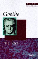 9780192875020: Goethe (Past Masters)