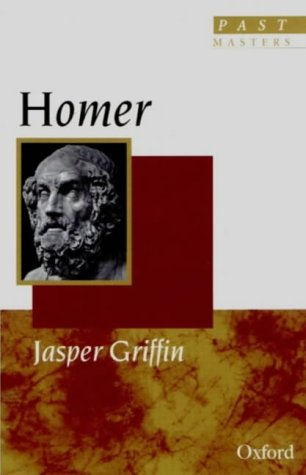 9780192875327: Homer (Past Masters)