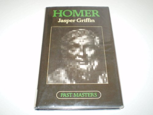 9780192875334: Homer (Past Masters Series)