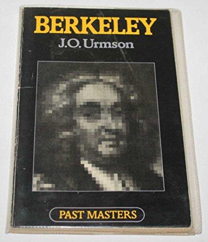 Berkeley: Urmson J O