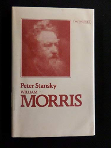 9780192875723: William Morris (Past Masters)