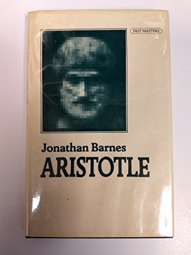 9780192875822: Aristotle (Past Masters)