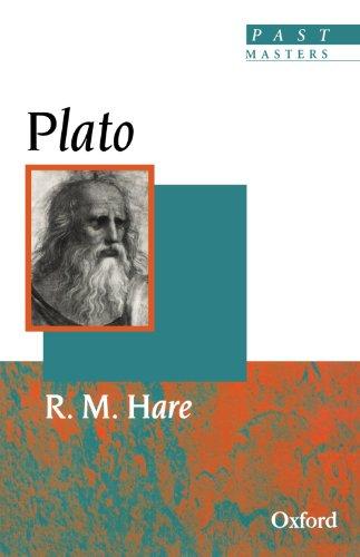 9780192875853: Plato (Past Masters)