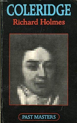 9780192875914: Coleridge (Past Masters)