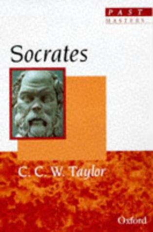 9780192876010: Socrates (Past Masters Series)