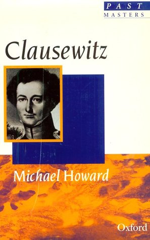 9780192876072: Clausewitz (Past Masters)