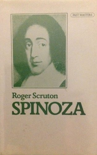 9780192876317: Spinoza (Past Masters)