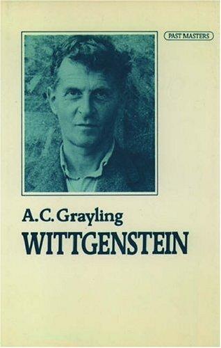 9780192876775: Wittgenstein (Past Masters)