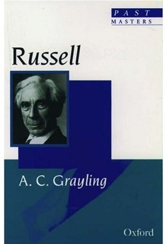 9780192876836: Russell (Past Masters)