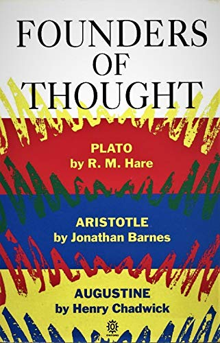 9780192876843: Founders of Thought: Plato, Aristotle, Augustine (Past Masters)