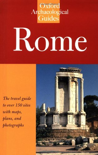 9780192880031: Rome: An Oxford Archaeological Guide