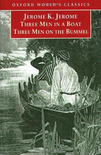 9780192880338: Three Men in a Boat / Three Men on the Bummel (Oxford World's Classics)