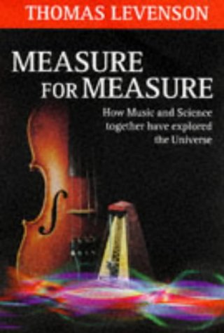 9780192880499: Measure for Measure: A Musical History of Science