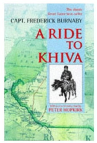 9780192880505: A Ride to Khiva: Travels and Adventures in Central Asia