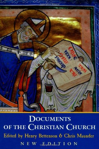 9780192880710: Documents of the Christian Church