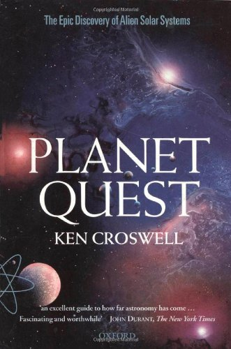9780192880833: Planet Quest: The Epic Discovery of Alien Solar Systems