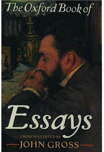 9780192881069: The Oxford Book of Essays