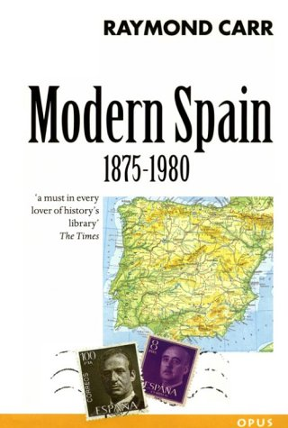 9780192890900: Modern Spain, 1875-1980 (Opus Books)