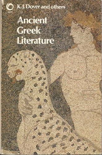 9780192891242: Ancient Greek Literature (Opus Books)
