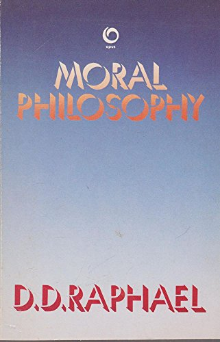 9780192891365: Moral Philosophy (Opus Books)
