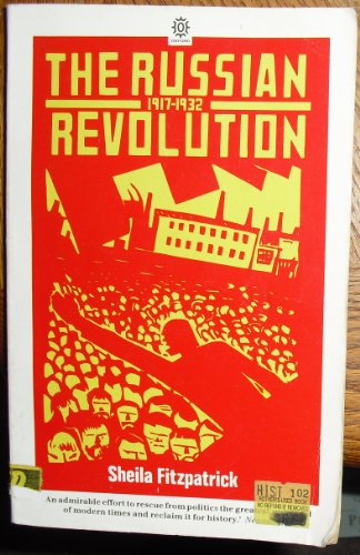 9780192891488: The Russian Revolution (Opus Books)
