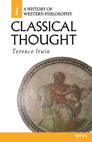 9780192891778: Classical Thought (History of Western Philosophy)