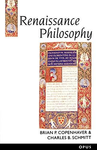 9780192891846: Renaissance Philosophy (History of Western Philosophy)
