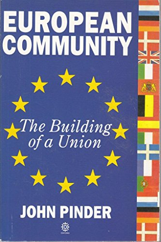 9780192892256: European Community: The Building of a Union