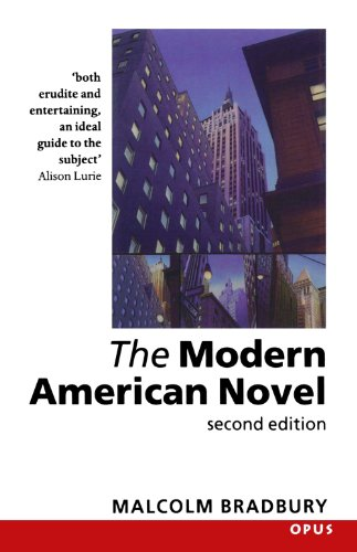 9780192892348: The Modern American Novel (OPUS)