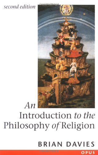 9780192892355: An Introduction to the Philosophy of Religion