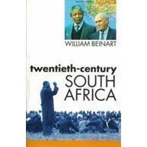 9780192892393: Twentieth-Century South Africa