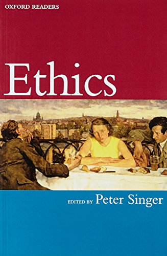 9780192892454: Ethics (Oxford Readers)