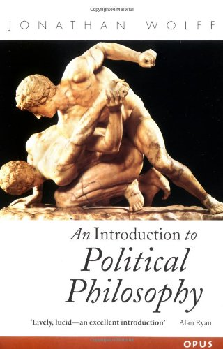 9780192892515: An Introduction to Political Philosophy (OPUS)