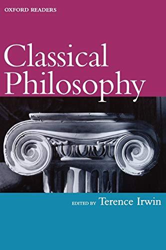 9780192892539: Classical Philosophy