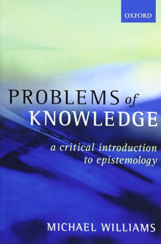 9780192892560: Problems of Knowledge: A Critical Introduction to Epistemology