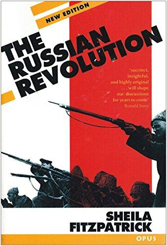 9780192892577: The Russian Revolution (OPUS)