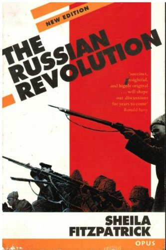 9780192892577: The Russian Revolution (OPUS)