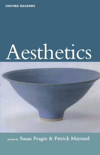 9780192892751: Aesthetics (Oxford Readers)