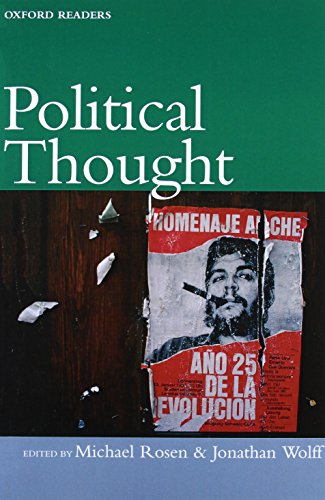 9780192892782: Political Thought (Oxford Readers)