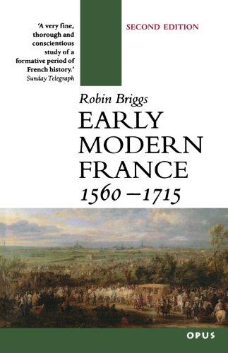 9780192892843: Early Modern France 1560-1715 (OPUS)