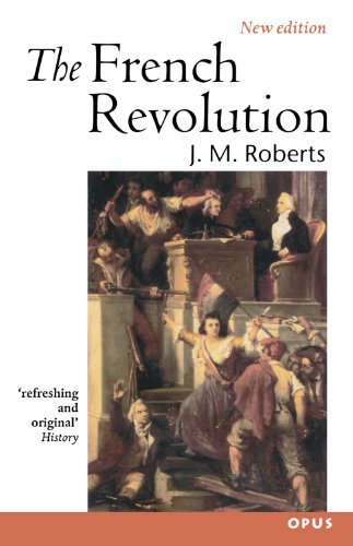 9780192892928: The French Revolution (Opus S)