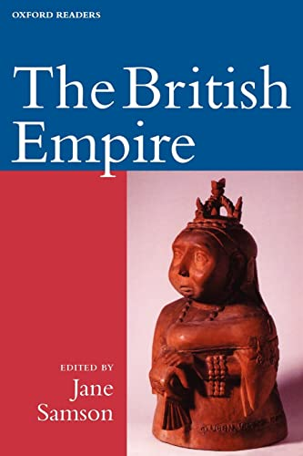 9780192892935: The British Empire (Oxford Readers)